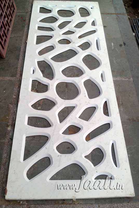 060 18mm Solid Surface Champhered Jaali