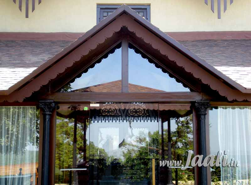 101 Double Layered Cement Sheet Eaves (Paani-Patti)