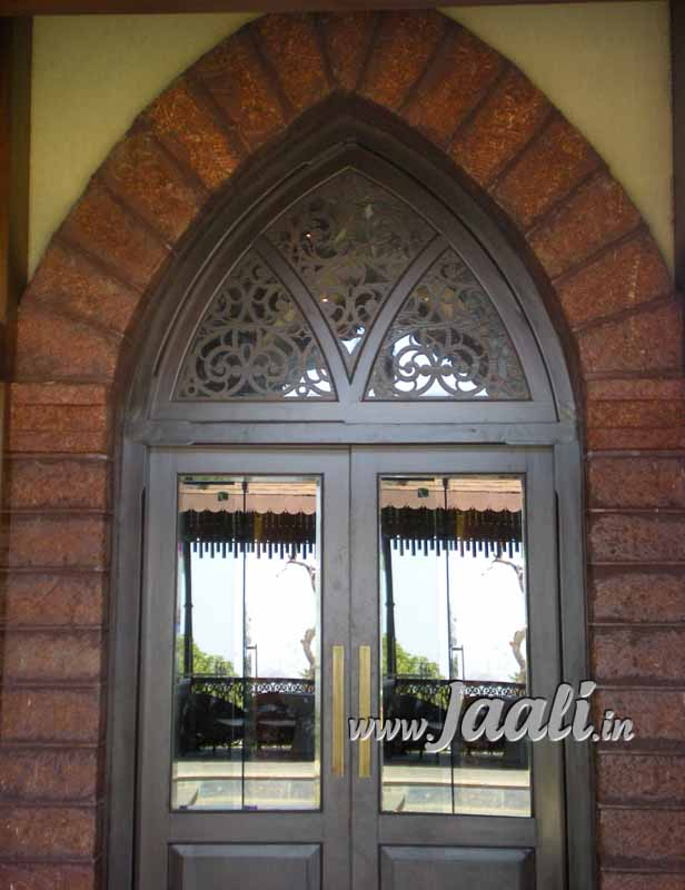 103 8mm Textured Cement Sheet Arches